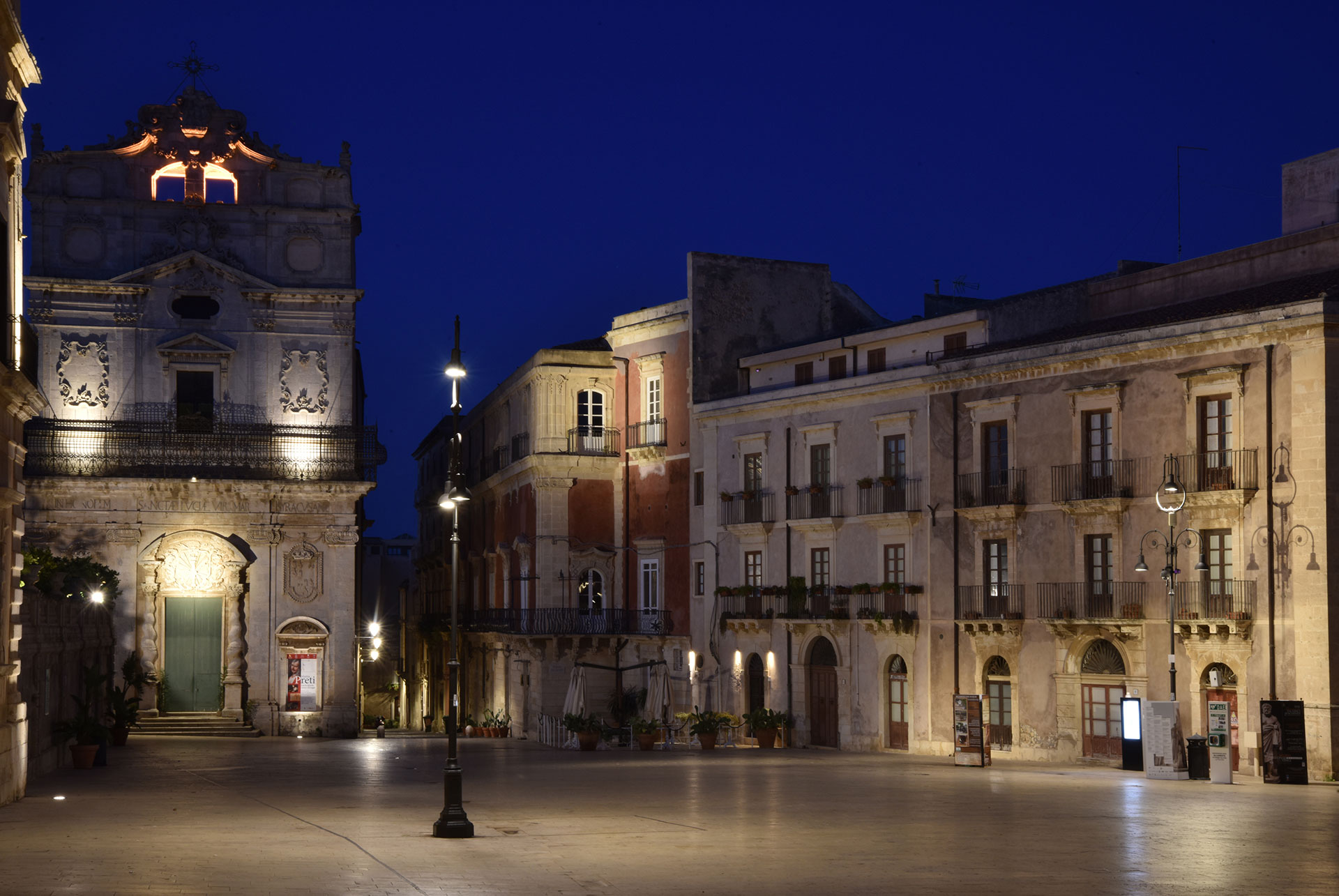 PUBLIC LIGHTING OF THE MUNICIPALITY OF SIRACUSA – ORTIGIA