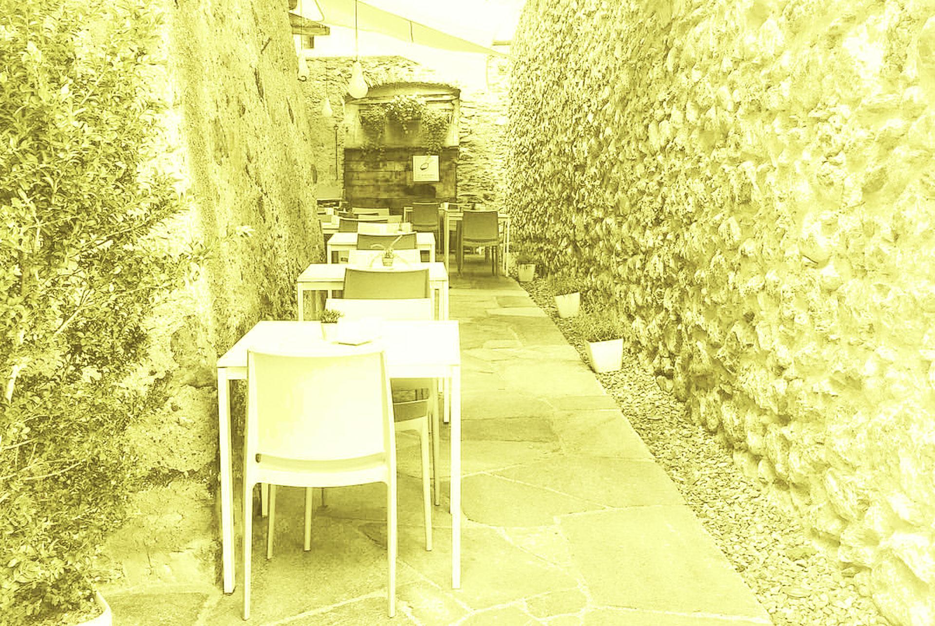 EXPANSION OF AN HISTORIC WINE SHOP/RESTAURANT –  WORK IN PROGRESS