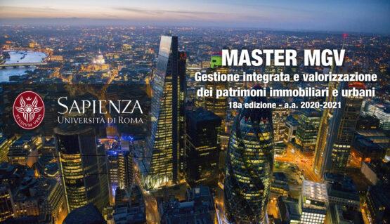 UNIVERSITA' SAPIENZA – Master M1