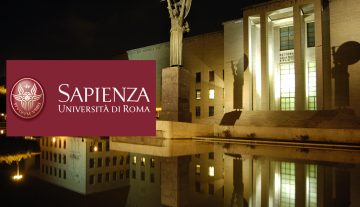 UNIVERSITA' SAPIENZA – WORKSHOP