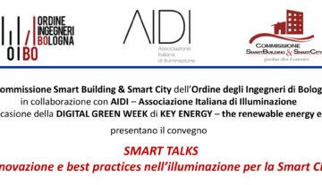CONVEGNO SMART TALKS – digital green week